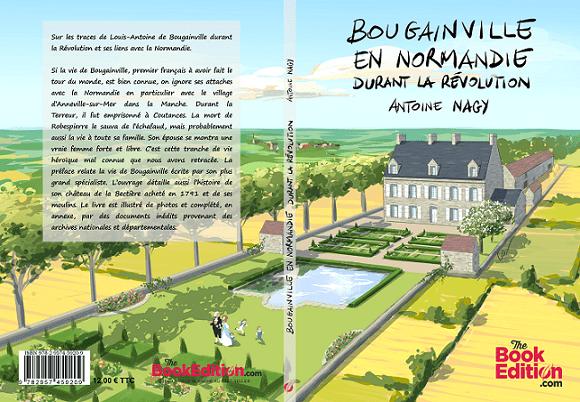 couverture bougainville normandie revolution